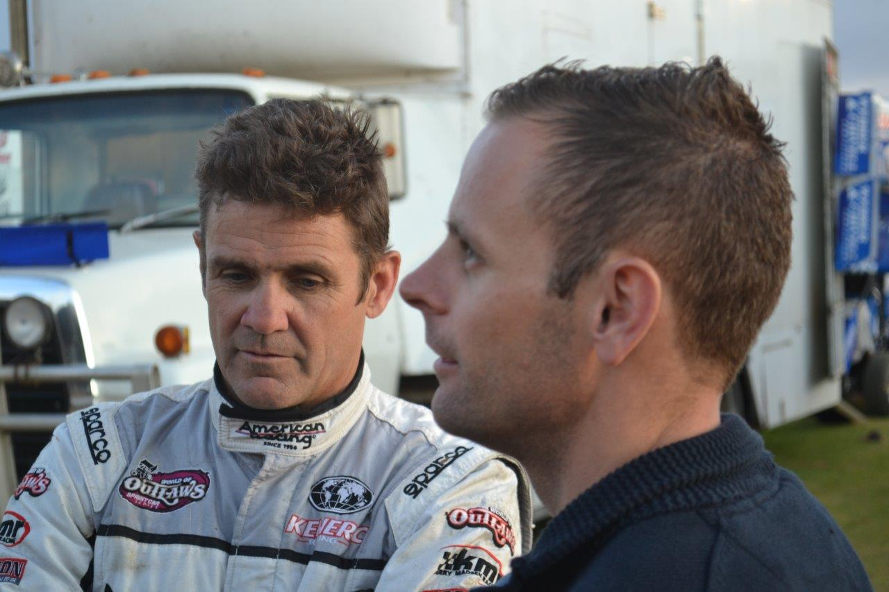 Ian Madsen and Kerry Madsen