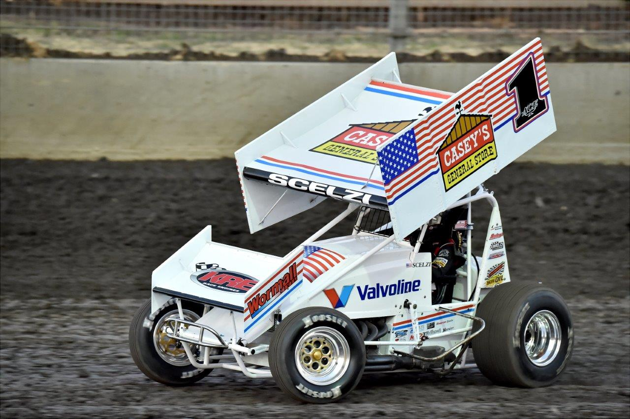USA Driver Dominic Sclezi will pilot the USA#1 Wormall Motorsport backed racecar