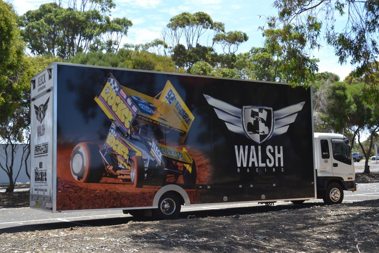 Sam Walsh from NSW is one of over 110 competitors that is going to try and claim the 2017 Grand Annual Sprintcar Classic