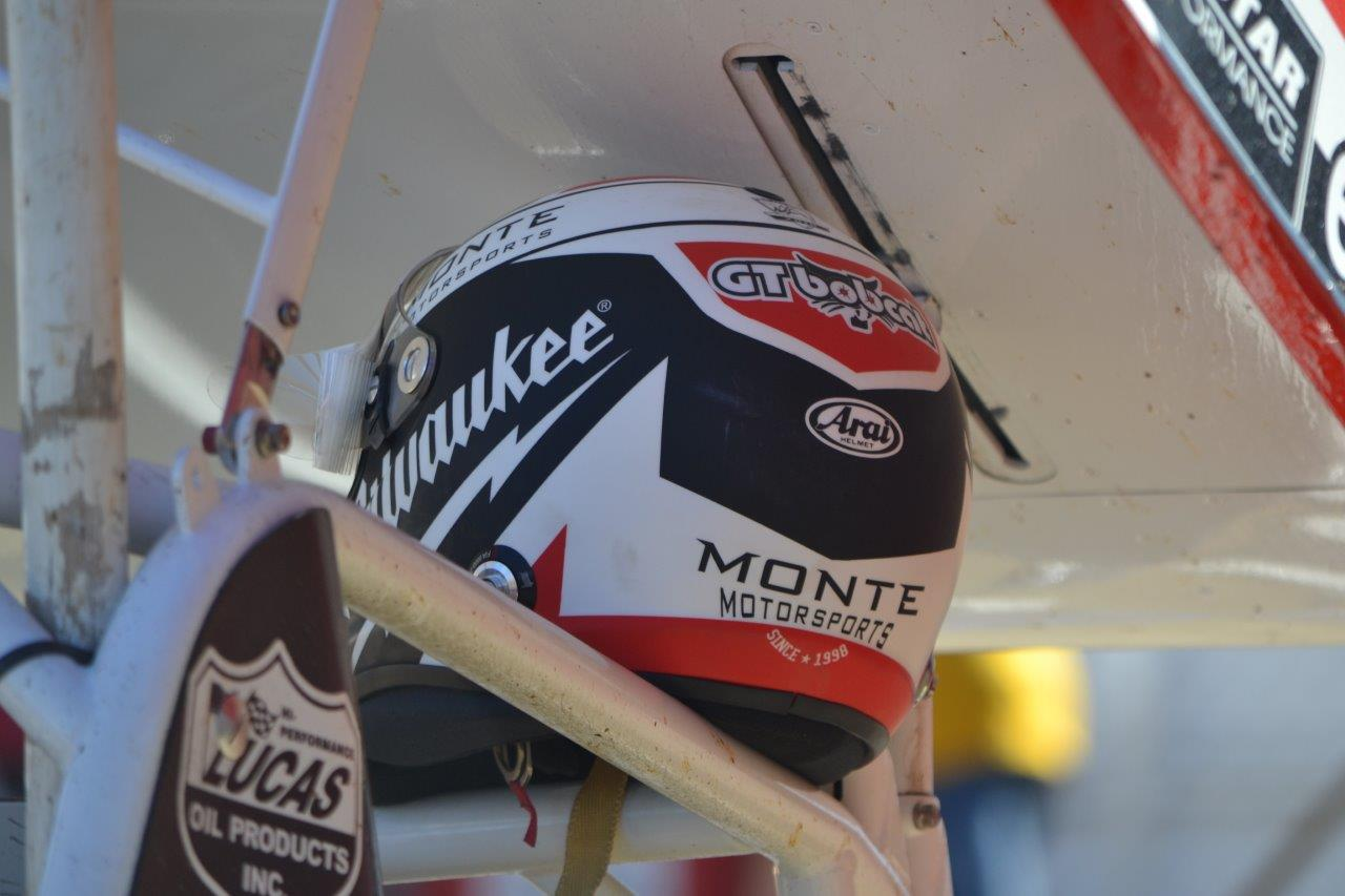 James McFadden's helment