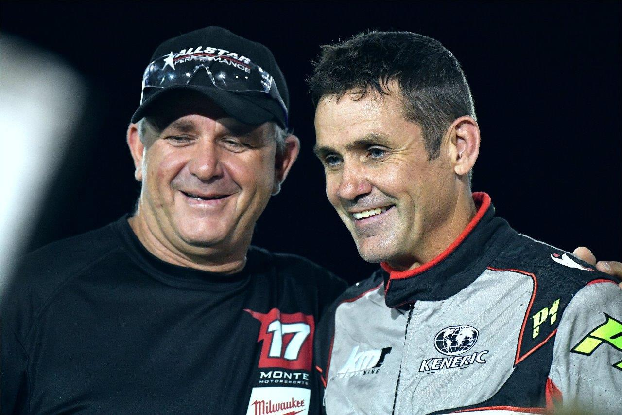 Kerry Madsen and Luch Monte