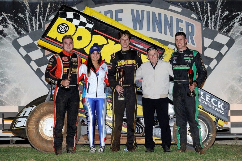 A Main Podium 2017 Sid Hopping Shootout