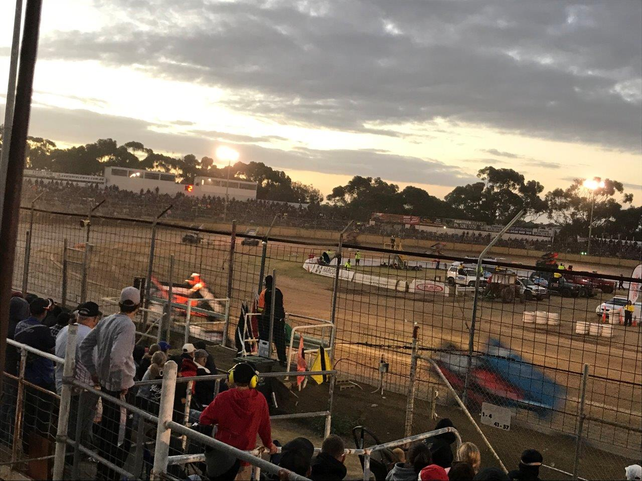Heat 2 at WSS Avalon