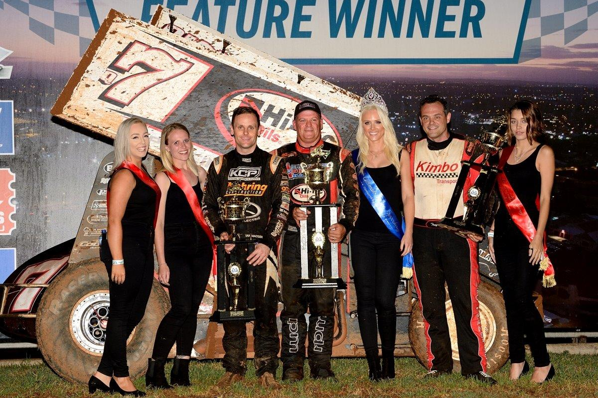 finalists in the Miss Ultimate Speedway contest