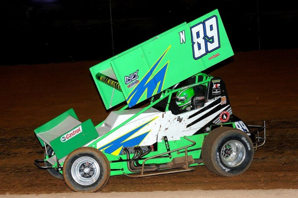 Braydan Willmington dominated the Development Series final, lapping all but the second placed car